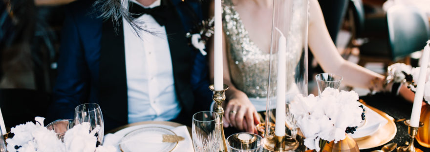 Great Gatsby Styled shoot by Elise Chung