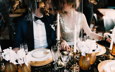 Great Gatsby wedding – Styled shoot